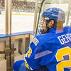 "Senior Chad Gehon gets to think about his game during a stint in the penalty box during the Blue vs. Gold match in the Patty Ice rink.  <div class=""ss-paypal-button"">Filename: ATH-12-3570-168.jpg</div><div class=""ss-paypal-button-end"" style=""""></div>"