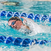 "Junior Margot Adams competes in the 200-yard freestyle event during the Nanooks' meet against Loyola Marymount in the Patty Pool.  <div class=""ss-paypal-button"">Filename: ATH-13-3991-91.jpg</div><div class=""ss-paypal-button-end"" style=""""></div>"