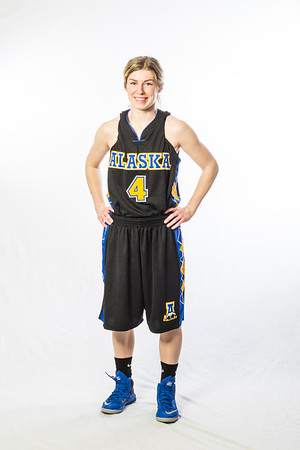 Heidi Pichler is a member of the 2015-2016 women's basketball team.  Filename: ATH-16-4820-13.jpg