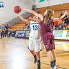 "Sophomore guard Brianna Kirk gets this shot blocked during the Nanooks' first GNAC game of the season against Seattle Pacific.  <div class=""ss-paypal-button"">Filename: ATH-13-4015-80.jpg</div><div class=""ss-paypal-button-end"" style=""""></div>"