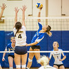 "Senior Reilly Stevens skies for a kill during the Nanooks' match against Montana State-Billings in the Patty Center.  <div class=""ss-paypal-button"">Filename: ATH-12-3638-77.jpg</div><div class=""ss-paypal-button-end"" style=""""></div>"