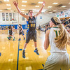 "Freshman Kailee Skjold applies full-court pressure during the second half of the Nanooks game against the rival Seawolves from UAA Jan. 18 in the Patty Gym.  <div class=""ss-paypal-button"">Filename: ATH-14-4041-15.jpg</div><div class=""ss-paypal-button-end"" style=""""></div>"