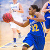 "Junior April Fultz drives toward the lane during first half action in the Nanooks' game against the Colorado School of Mines in the Patty Center.  <div class=""ss-paypal-button"">Filename: ATH-12-3639-51.jpg</div><div class=""ss-paypal-button-end"" style=""""></div>"
