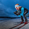 """Mia Anderson, a freshman on the Nanook ski team, gets in some practice time on the trail by the Butrovich Building Thursday afternoon.  <div class=""""ss-paypal-button"""">Filename: ATH-13-4013-46.jpg</div><div class=""""ss-paypal-button-end"""" style=""""""""></div>"""