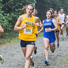 "Hannah Stevens and other Lady Nanooks compete against runners from Montanta State University and Seattle Pacific University at a foggy Saturday morning on campus.  <div class=""ss-paypal-button"">Filename: ATH-13-3933-69.jpg</div><div class=""ss-paypal-button-end"" style=""""></div>"