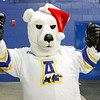 "The UAF Nanook Mascot is pumped for the 2nd Annual Teddy Bear Toss Saturday, Dec. 8, 2012, during a hockey game against Bowling Green at the Carlson Center. The Student-Athlete Advisory Committee (SAAC) sponsored the event.  <div class=""ss-paypal-button"">Filename: ATH-12-3676-1.jpg</div><div class=""ss-paypal-button-end"" style=""""></div>"