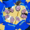 """Members of the Nanook volleyball team display comraderie.  <div class=""""ss-paypal-button"""">Filename: ATH-13-3908-226.jpg</div><div class=""""ss-paypal-button-end"""" style=""""""""></div>"""