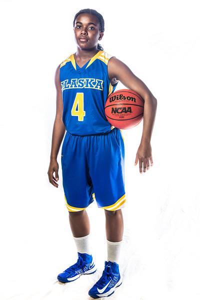 """Sophomore Benissa Bulaya is a guard on the Lady Nanooks from Sacramento, Calif.  <div class=""""ss-paypal-button"""">Filename: ATH-12-3625-058.jpg</div><div class=""""ss-paypal-button-end"""" style=""""""""></div>"""
