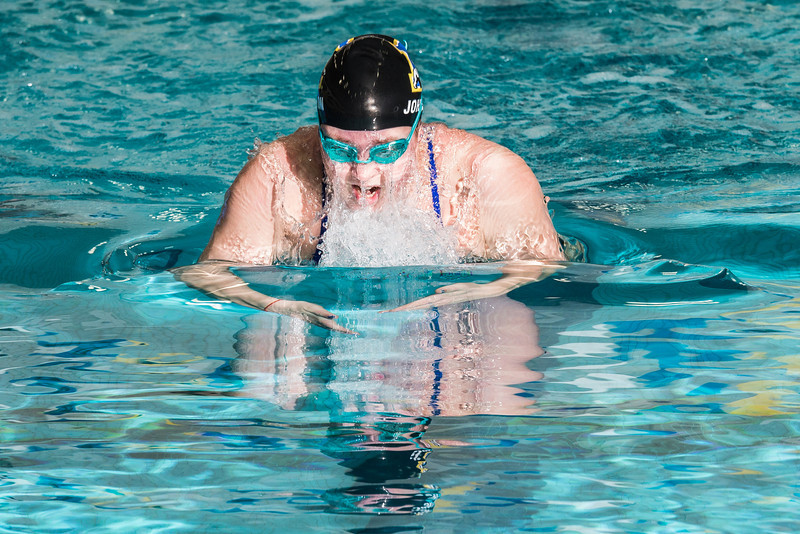 "Junior Genevieve Johnson warms up before the Nanooks meet against Loyola Marymount in the Patty Pool.  <div class=""ss-paypal-button"">Filename: ATH-13-3991-12.jpg</div><div class=""ss-paypal-button-end"" style=""""></div>"