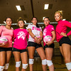 "Members of the Nanook volleyball team don pink to promote breast cancer awareness.  <div class=""ss-paypal-button"">Filename: ATH-13-3908-164.jpg</div><div class=""ss-paypal-button-end"" style=""""></div>"