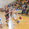 "Junior forward Stefan Tica drives toward the hoop during the second half of the Nanooks' 81-58 win over Saint Martin's Jan. 10 in the Patty Center.  <div class=""ss-paypal-button"">Filename: ATH-13-3695-43.jpg</div><div class=""ss-paypal-button-end"" style=""""></div>"