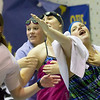 "Nanook swimmers take part in a friendly but fierce competition during the 2012 Blue and Gold Swim Meet Saturday, Oct. 13 at the Patty Center.  <div class=""ss-paypal-button"">Filename: ATH-12-3588-13.jpg</div><div class=""ss-paypal-button-end"" style=""""></div>"