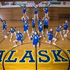 "The UAF cheerleading squad performs a variety of poses and routines during a practice session in the Patty Gym.  <div class=""ss-paypal-button"">Filename: ATH-13-3751-20.jpg</div><div class=""ss-paypal-button-end"" style=""""></div>"