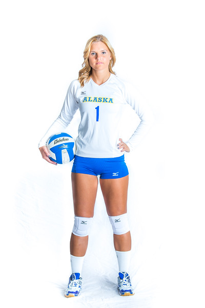 """Miranda Grieser, a setter from Maple Valley, Washington, led the Nanooks in assists during her senior season in 2015.  <div class=""""ss-paypal-button"""">Filename: ATH-15-4615-046.jpg</div><div class=""""ss-paypal-button-end""""></div>"""