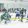 "This shot from senior Michael Quinn, 6, just missed finding the net late in the Nanooks' game against the Mercyhurst Lakers in the Patty Ice Arena.  <div class=""ss-paypal-button"">Filename: ATH-13-3982-174.jpg</div><div class=""ss-paypal-button-end"" style=""""></div>"
