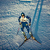 "A UAF skiier enters the stadium during day one of the Nordic Cup at Birch Hill on Nov. 19, 2016.  <div class=""ss-paypal-button"">Filename: ATH-16-5069-65.jpg</div><div class=""ss-paypal-button-end""></div>"