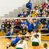 "Sam Harthun makes a kill in a game against the UAA Seawolves at the Patty Center.  <div class=""ss-paypal-button"">Filename: ATH-13-3966-38.jpg</div><div class=""ss-paypal-button-end""></div>"