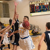 """Senior Travante Williams scores on a scoop shot during the Nanooks' 92-69 win over Concordia University Feb. 20 in the Patty Gym.  <div class=""""ss-paypal-button"""">Filename: ATH-16-4810-61.jpg</div><div class=""""ss-paypal-button-end""""></div>"""