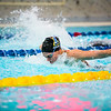 "Senior Victoria Adams competes in the second heat of the 100-yard butterfly during the Nanooks' meet against Concordia-Irvine on Friday, Nov. 11, 2016 in the Patty Pool.  <div class=""ss-paypal-button"">Filename: ATH-16-5059-12.jpg</div><div class=""ss-paypal-button-end""></div>"