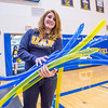 "UAF Traditions student Katie Griffin tosses balloons into the crowd before the Nanooks hosted the rival UAA Seawolves in the Patty Center.  <div class=""ss-paypal-button"">Filename: ATH-13-3700-34.jpg</div><div class=""ss-paypal-button-end"" style=""""></div>"