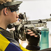 "Junior Ryan Anderson pauses between shots while competing in the small bore event during the Nanooks' meet against the Citidel Jan. 20 in the E.F. Horton Rifle Range on the Fairbanks campus.  <div class=""ss-paypal-button"">Filename: ATH-14-4042-19.jpg</div><div class=""ss-paypal-button-end"" style=""""></div>"