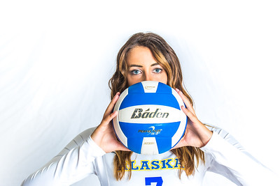 Riley Podowicz is a middle blocker on the Nanooks from Olympia, Washington.  Filename: ATH-15-4615-127.jpg
