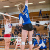 "Freshman Sam Harthun skies for a kill during the Nanooks' win over Simon Fraser in the Patty Center.  <div class=""ss-paypal-button"">Filename: ATH-12-3581-172.jpg</div><div class=""ss-paypal-button-end"" style=""""></div>"