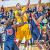 """Senior forward Andrew Kelly scores on an inside move during the Nanooks' 83-72 win over Fresno Pacific in the championship game of the GCI Alaska Invitational tournament. Kelly scored 12 points in the game and was named to the All-Tournament team.  <div class=""""ss-paypal-button"""">Filename: ATH-13-4005-53.jpg</div><div class=""""ss-paypal-button-end"""" style=""""""""></div>"""