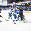 "UAF Mens Hockey Team sports on blue camouflage jerseys as part of a 10-day military appreciation event hosted by the Alaska Nanooks at a game against Western Michigan Nov. 16, 2012 at the Carlson Center.  <div class=""ss-paypal-button"">Filename: ATH-12-3656-61.jpg</div><div class=""ss-paypal-button-end"" style=""""></div>"