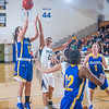 "Sophomore Kelly Logue puts up a shot during second half action in the Nanooks' game against the Colorado School of Mines in the Patty Center.  <div class=""ss-paypal-button"">Filename: ATH-12-3639-106.jpg</div><div class=""ss-paypal-button-end"" style=""""></div>"