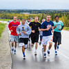 "Members of the Nanook basketball team get in a workout running up Tanana Loop on a recent rainy afternoon.  <div class=""ss-paypal-button"">Filename: ATH-12-3535-17.jpg</div><div class=""ss-paypal-button-end"" style=""""></div>"