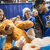 "The Student-Athlete Advisory Committee (SAAC) sponsored the 2nd Annual Teddy Bear Toss during the hockey game against Bowling Green State University Saturday, Dec. 8, 2012 at the Carlson Center. The bears were sent to Santa's Clearing House in Fairbanks to be given to families during holiday season.  <div class=""ss-paypal-button"">Filename: ATH-12-3676-82.jpg</div><div class=""ss-paypal-button-end"" style=""""></div>"