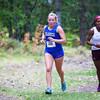 "Senior Heather Edic races to the finish line during a cross country meet Thursday, August 30, 2012 on the UAF West Ridge ski trails.  <div class=""ss-paypal-button"">Filename: ATH-12-3530-20.jpg</div><div class=""ss-paypal-button-end"" style=""""></div>"