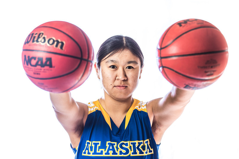 """Junior Marissa Atoruk  is a guard on the Lady Nanooks from Kiana, Ak.  <div class=""""ss-paypal-button"""">Filename: ATH-12-3625-144.jpg</div><div class=""""ss-paypal-button-end"""" style=""""""""></div>"""