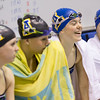 "Nanook swimmers take part in a friendly but fierce competition during the 2012 Blue and Gold Swim Meet Saturday, Oct. 13 at the Patty Center.  <div class=""ss-paypal-button"">Filename: ATH-12-3588-91.jpg</div><div class=""ss-paypal-button-end"" style=""""></div>"