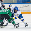 "Cody Kunyk, 37, wins the face-off during the Nanooks' 2-1 win over North Dakota in the Carlson Center.  <div class=""ss-paypal-button"">Filename: ATH-12-3601-38.jpg</div><div class=""ss-paypal-button-end"" style=""""></div>"