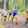 """Alaska Nanooks Men's Cross Country Team competes with Montana State University Billings and Seattle Pacific University at a foggy Saturday morning on campus.  <div class=""""ss-paypal-button"""">Filename: ATH-13-3933-22.jpg</div><div class=""""ss-paypal-button-end"""" style=""""""""></div>"""