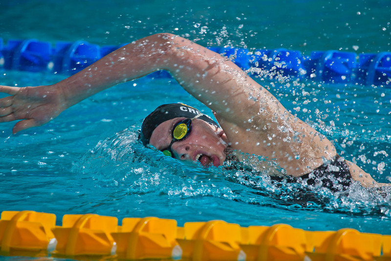 "Sophomore Ashley Crowe won the 1000-yard freestyle event for the Nanooks during their dual meet against Colorado Mesa in the Patty pool.  <div class=""ss-paypal-button"">Filename: ATH-12-3267-019.jpg</div><div class=""ss-paypal-button-end"" style=""""></div>"