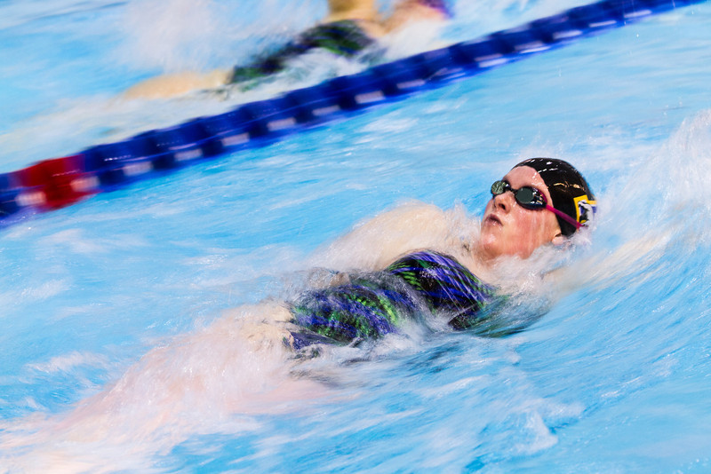 """Nanook swimmers take part in a friendly but fierce competition during the 2012 Blue and Gold Swim Meet Saturday, Oct. 13 at the Patty Center.  <div class=""""ss-paypal-button"""">Filename: ATH-12-3588-68.jpg</div><div class=""""ss-paypal-button-end"""" style=""""""""></div>"""