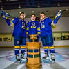 "Colton Beck, left, Michael Quinn, center, and Cody Kunyk return as seniors to lead the Nanooks in 2013 as the team makes its initial foray into the tough WCHA (Western Collegiate Hockey Association).  <div class=""ss-paypal-button"">Filename: ATH-13-3818-8.jpg</div><div class=""ss-paypal-button-end"" style=""""></div>"