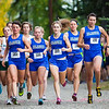 "UAF women racers take to the UAF West Ridge Ski trails during a cross country meet Thursday, August 30, 2012.  <div class=""ss-paypal-button"">Filename: ATH-12-3530-6.jpg</div><div class=""ss-paypal-button-end"" style=""""></div>"
