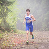 "Stefan Hajdukovich dashes toward the finish line at a meet against Montana State University Billings and Seattle Pacific University  on a foggy Saturday morning on campus.  <div class=""ss-paypal-button"">Filename: ATH-13-3933-53.jpg</div><div class=""ss-paypal-button-end"" style=""""></div>"