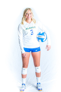 Jordan Ferland is a libero/defensive specialist from Beavercreek, Oregon.  Filename: ATH-15-4615-065.jpg
