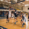 """Junior guard Brandon Davis gets inside for a short jumper during the Nanooks' 92-69 win over Concordia University Feb. 20 in the Patty Gym.  <div class=""""ss-paypal-button"""">Filename: ATH-16-4810-59.jpg</div><div class=""""ss-paypal-button-end""""></div>"""