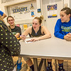 "Women's basketball players sign autographs for members of the Junior Nanooks Club between games of a Jan. 18 doubleheader in the Patty Gym.  <div class=""ss-paypal-button"">Filename: ATH-14-4041-98.jpg</div><div class=""ss-paypal-button-end"" style=""""></div>"