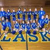 """The UAF cheerleading squad performs a variety of poses and routines during a practice session in the Patty Gym.  <div class=""""ss-paypal-button"""">Filename: ATH-13-3751-10.jpg</div><div class=""""ss-paypal-button-end"""" style=""""""""></div>"""