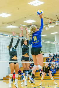 Action from the Nanooks match in the 2013 Nanook Classic tournament in the Patty Center.  Filename: ATH-13-3930-189.jpg