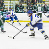 "Senior Cody Kunyk leads a break toward the goal late in the Nanooks' game against the Mercyhurst Lakers in the Patty Ice Arena.  <div class=""ss-paypal-button"">Filename: ATH-13-3982-161.jpg</div><div class=""ss-paypal-button-end"" style=""""></div>"