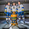 "Colton Beck, left, Michael Quinn, center, and Cody Kunyk return as seniors to lead the Nanooks in 2013 as the team makes its initial foray into the tough WCHA (Western Collegiate Hockey Association).  <div class=""ss-paypal-button"">Filename: ATH-13-3818-52.jpg</div><div class=""ss-paypal-button-end"" style=""""></div>"