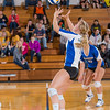"Senior Allison Oddy returns a serve during the Nanooks' win over Simon Fraser in the Patty Center.  <div class=""ss-paypal-button"">Filename: ATH-12-3581-118.jpg</div><div class=""ss-paypal-button-end"" style=""""></div>"